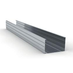 Профили для ГКЛ толщина 0,5 мм. тип 2 50/50
