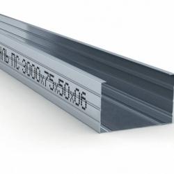 Профили для ГКЛ толщина 0,6 мм. тип 4 75/50