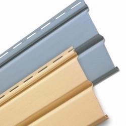 Сайдинг, фасадные панели и аксессуары