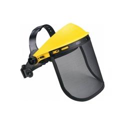 Защитные маски лицевые металл