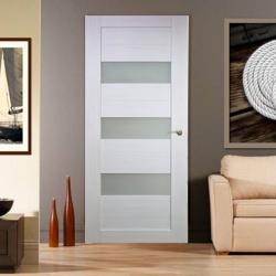 Шпонированные эко-шпон (пвх),  дверное полотно