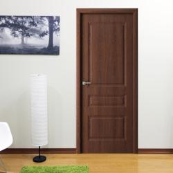 Двери межкомнатные бумага, пвх