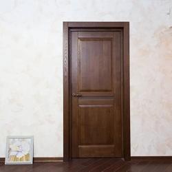 Массив натуральный  дуб, дверное полотно