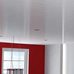 Потолки реечные сборные дизайн omega