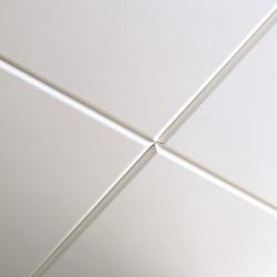Потолочная плита из минерального волокна тип кромки  tegular (подвесная система 24 мм)
