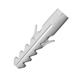 Дюбель полипропиленовый упаковка блистер