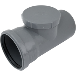 Канализация внутренняя диаметр 50 мм. ревизия