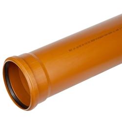 Канализация наружная диаметр 110 мм.