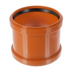 Канализация наружная диаметр 110 мм. муфты