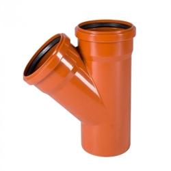 Канализация наружная диаметр от 160 мм. тройники