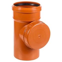 Канализация наружная диаметр от 160 мм. ревизия