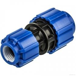 ПНД (полиэтилен низкого давления) диаметр 20 мм. муфты переходные