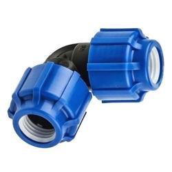 ПНД (полиэтилен низкого давления) диаметр 20 мм. отвод