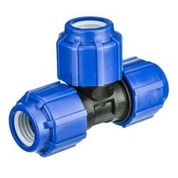 ПНД (полиэтилен низкого давления) диаметр 25 мм. тройники