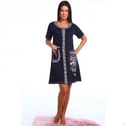 Домашний текстиль одежда женская халаты размер 48