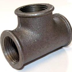 Фитинги металлические диаметр 40 мм.