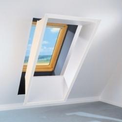 Откосы для мансардных окон